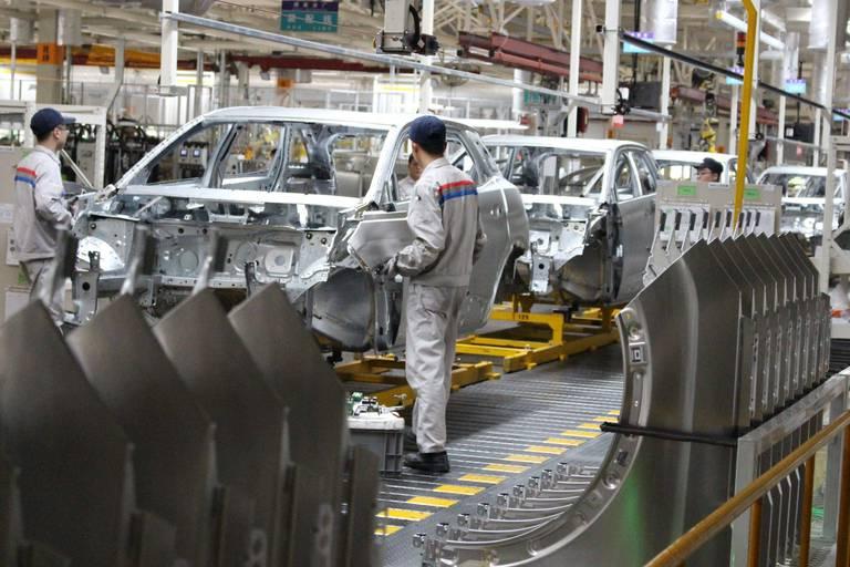 """L'activité manufacturière chinoise au plus bas depuis 15 mois : """"La reprise économique n'est pas encore solide"""""""
