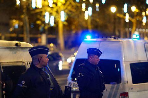 Six arrestations administratives à Bruxelles après la victoire des Diables Rouges