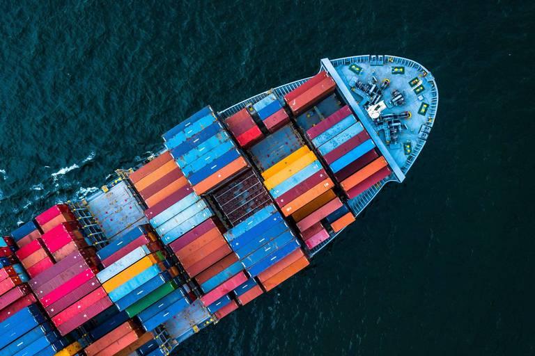 Maritime : le prix du transport de marchandises a augmenté de plus de 500 %
