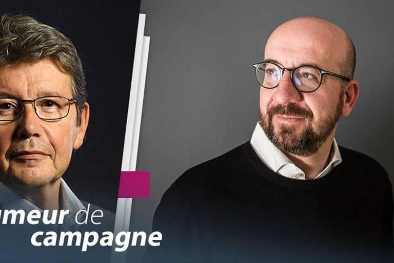 Humeur de campagne : Dans la tête de Charles Michel