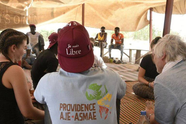 Move with Africa: quand les différences rassemblent
