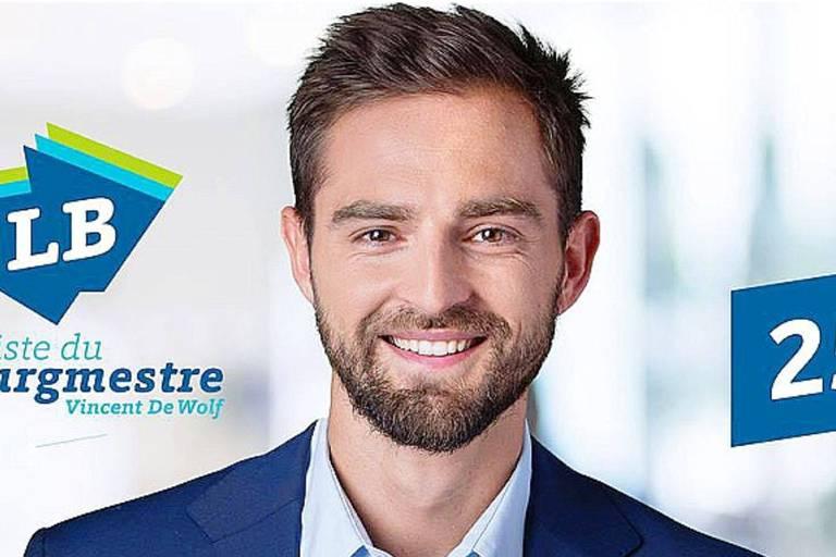 """Olivier Colin, candidat bourgmestre à Etterbeek: """"Faire campagne, c'est créer une start-up dont on est le produit à vendre"""""""