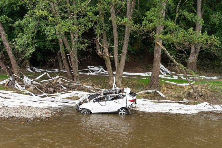 Appel à la mobilisation pour nettoyer les abords des cours d'eau après les inondations