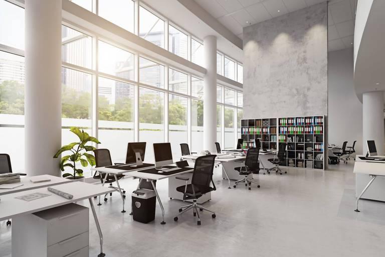 Une absence, dans le cadre de cette étude, couvre toutes les situations où l'employé ne preste pas depuis son lieu de travail.