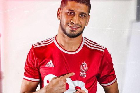 Officiel: Hamza Rafia est un nouveau joueur du Standard de Liège
