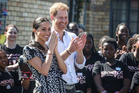 Meghan et Harry: leur fille Lilibet finalement ajoutée à l'ordre de succession