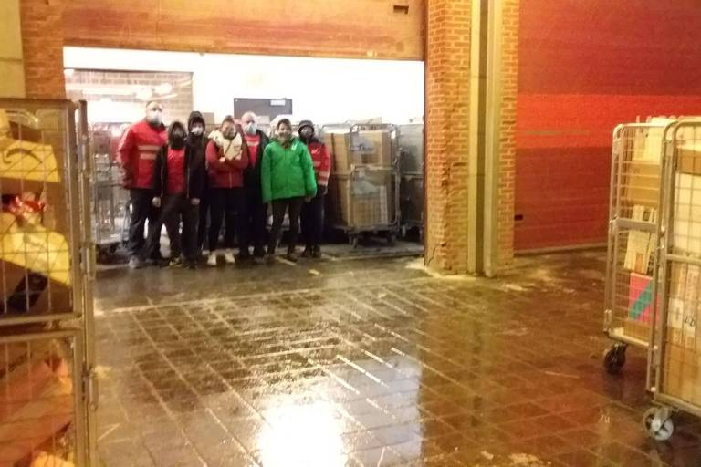 Le bureau de poste de Soignies est impacté par une grève surprise ce mardi