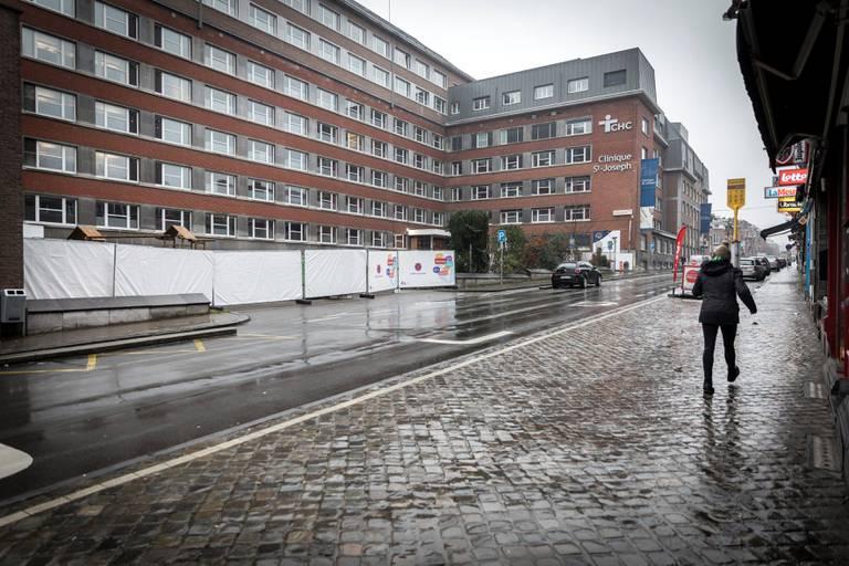 Liège : les premiers résidents sont arrivés à Saint-Joseph