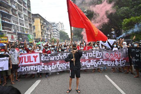 """La junte birmane a commis des """"crimes contre l'humanité"""", selon le rapporteur de l'Onu"""