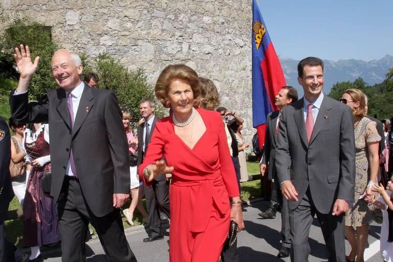 Marie Aglaé de Liechtenstein: une princesse très discrète s'en est allée