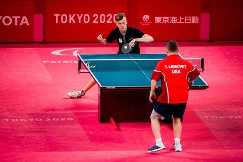 Jeux Paralympiques : Florian Van Acker et Laurens Devos offrent deux médailles supplémentaires à la Belgique