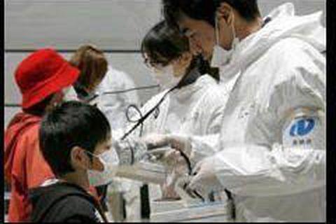 Radioactivité au Japon: faibles retombées en Belgique