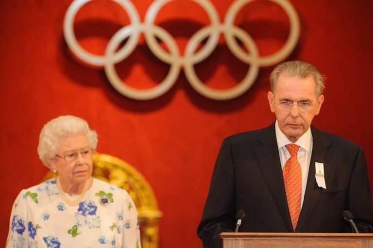 Le belge Jacques Rogge anobli par Buckingham Palace