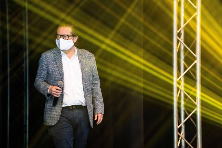 L'entrepreneur Marc Coucke se sépare de Ceres Pharma