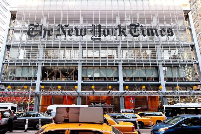 Le New York Times franchit la barre des 8 millions d'abonnés