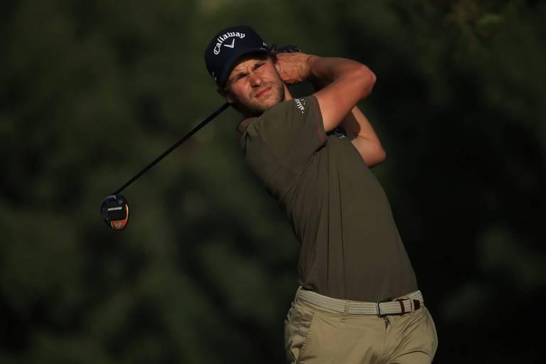 Thomas Detry, champion en Top 10