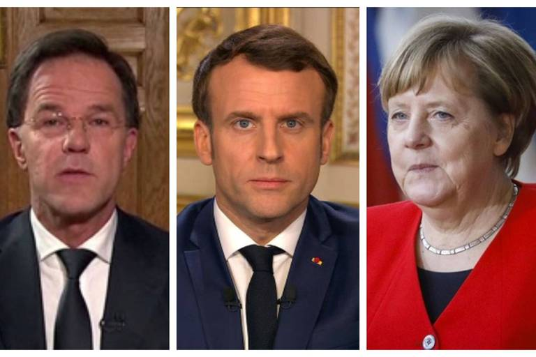 Face au coronavirus, le chaos de l'Europe intergouvernementale