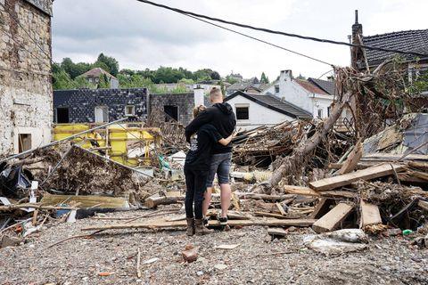 """Le casse-tête du relogement à Pepinster : """"Nous avons identifié approximativement 44 maisons qu'il va falloir détruire"""""""