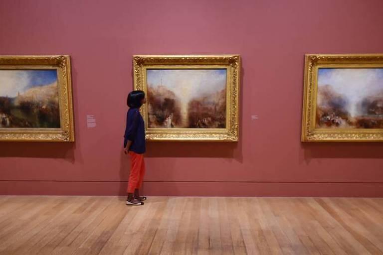 Turner et la liberté du peintre