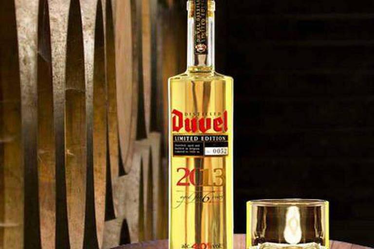 La Duvel Distilled, un nouveau breuvage