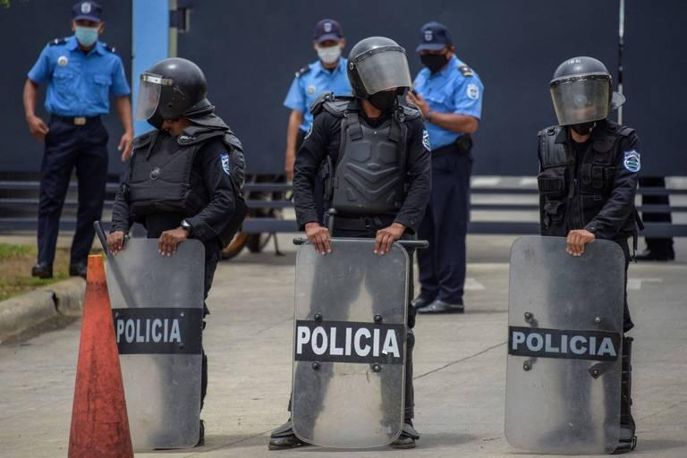 Nicaragua: cinq nouvelles arrestations d'opposants au gouvernement