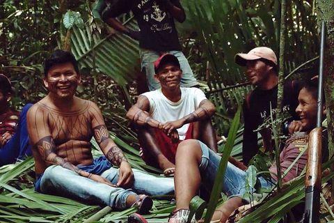 Les gardiens de la forêt amazonienne: enquête au cœur des luttes indigènes