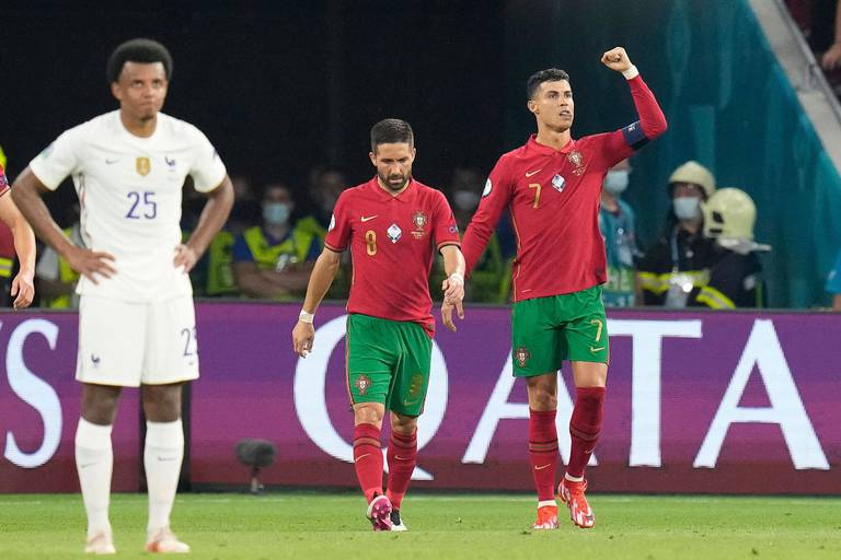 Cristiano Ronaldo égale le record mondial du nombre de buts en sélection de Ali Daei (VIDEO)