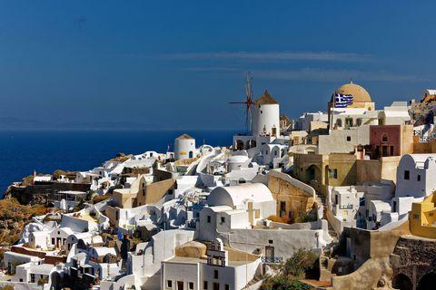 Vague de chaleur historique en Grèce : le mercure pourrait grimper jusqu'à 46 degrés