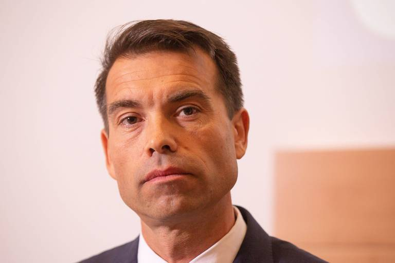 Thierry Saegeman, CEO d'Engie-Electrabel.