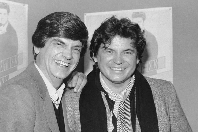 Décès de Don Everly: les Everly Brothers avaient influencé les Beatles, Johnny ou Claude François