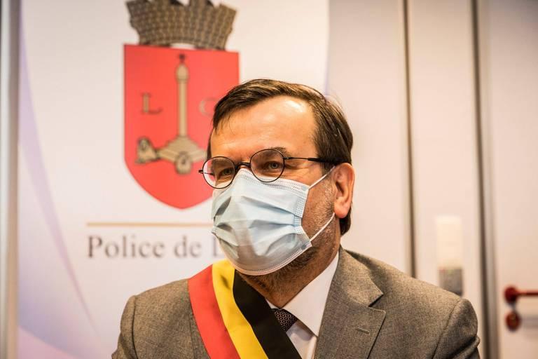 Le bourgmestre de Liège interdit la manifestation du mouvement d'extrême-droite Nation