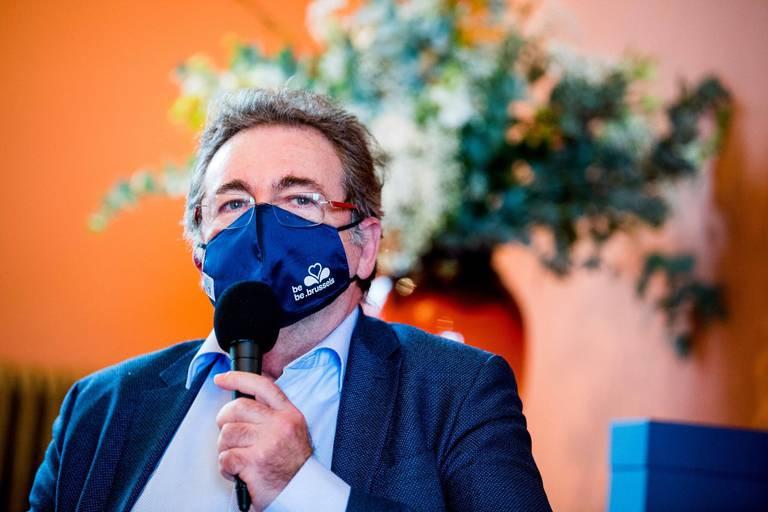 Rudi Vervoort mettra le dossier Uber sur la table du gouvernement bruxellois ce jeudi