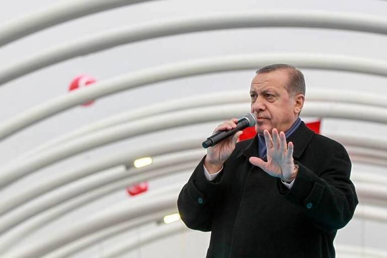 """Attentat de Nouvel An à Istanbul: """"Ils veulent semer le chaos dans le pays"""", dit Erdogan"""