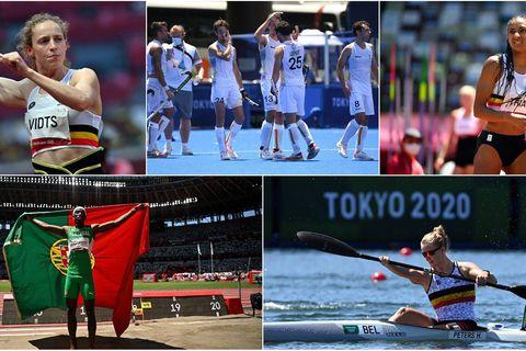 Médailles et record de Belgique: tout ce qu'il ne fallait pas rater ce jeudi aux JO
