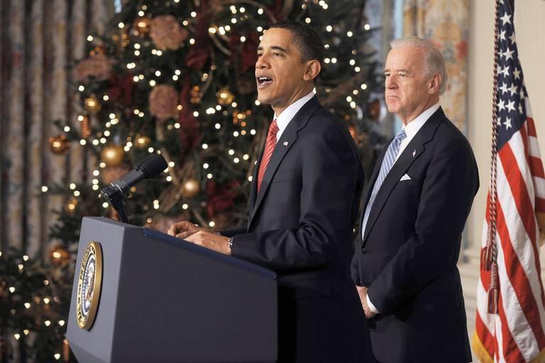 Le message (et la photo) d'anniversaire de Joe Biden à Barack Obama