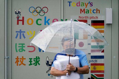 Une nouvelle tempête tropicale se dirige vers Tokyo, à l'approche de la fin des Jeux