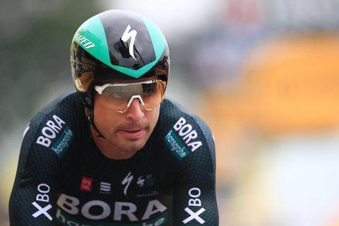 Tour de France: touché au genou, Peter Sagan ne prend pas le départ de la 12e étape et abandonne