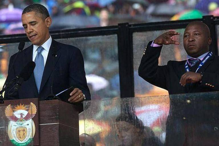 Funérailles de Mandela: excuses officielles du gouvernement sud-africain