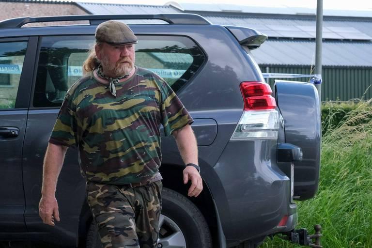"""Le chasseur qui a trouvé Jurgen Conings dit être """"persécuté"""" par la police: """"J'aurais préféré ne jamais découvrir ce corps"""""""