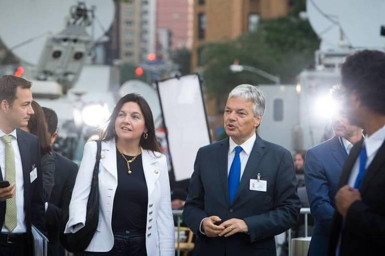 Devant l'ONU, la ministre Marghem s'engage à mettre en oeuvre plusieurs de ces objectifs