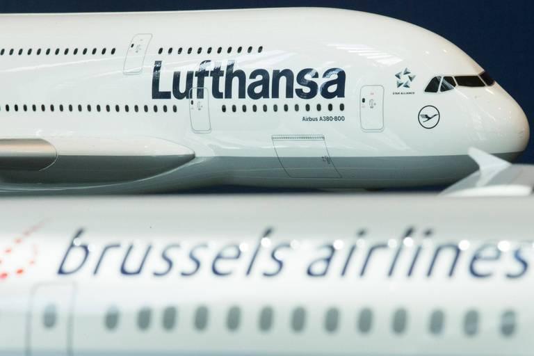Craintes pour l'emploi chez Brussels Airlines sur fond de tensions belgo-allemandes: des centaines de postes supprimés?