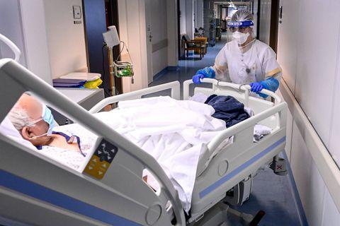 Coronavirus en Belgique : un peu moins de 40 hospitalisations en moyenne par jour