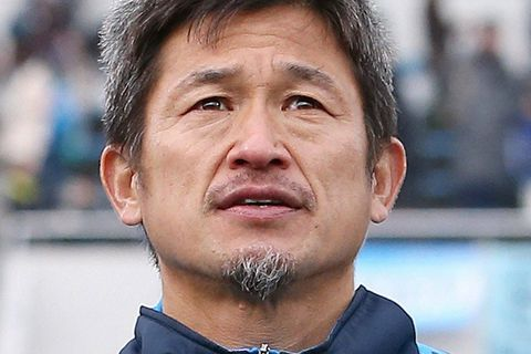 Kazuyoshi Miura, le plus vieux footballeur professionnel du monde