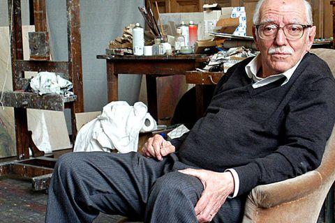 Peinture: Jacques Truphémus s'est éteint à l'âge de 94 ans