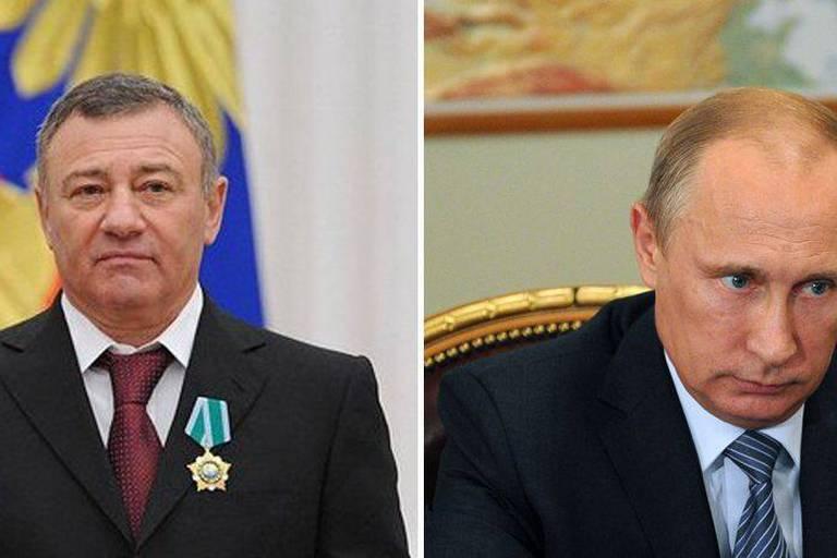 Arkadi Rotenberg, l'homme qui relie la Crimée à la Russie