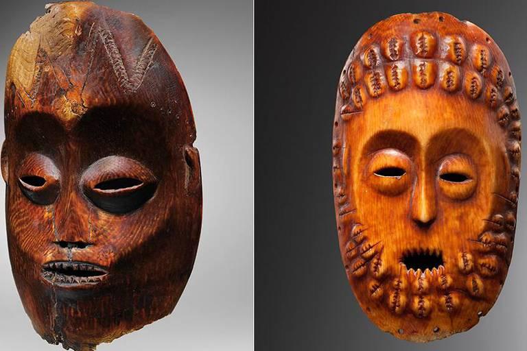 Masques : Bernard de Grunne mise sur l'art Lega