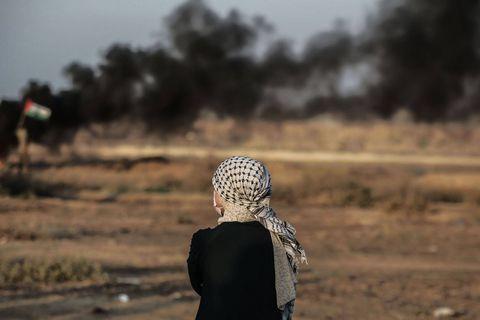 Un enfant palestinien, touché à Gaza par des tirs israéliens, succombe à ses blessures