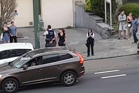 Woluwe-Saint-Lambert: une vidéo d'habitants qui dansent avec des policiers interpelle