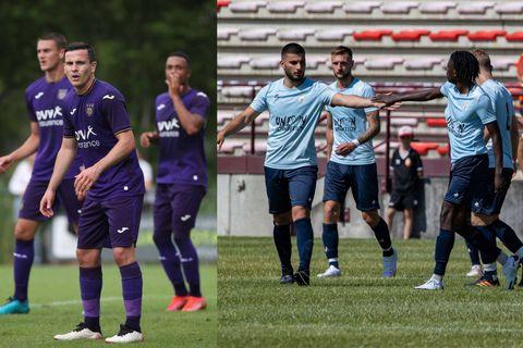 L'Union Saint-Gilloise fête son retour en D1A par une victoire contre Anderlecht (1-3)