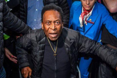 Pelé opéré d'une tumeur suspecte au côlon